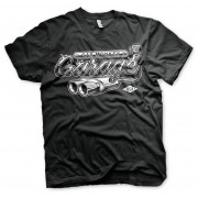 GMG Garage Exhaust T-Shirt