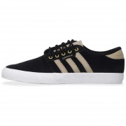 Tenis Adidas Seeley - BY4080 - Negro - Hombre