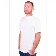 Alan Red T-Shirt Virginia White ( Two Pack)