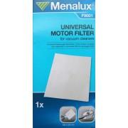 Menalux F9001 Univerzální motorový filtr pro vysavače 20 x 30 cm
