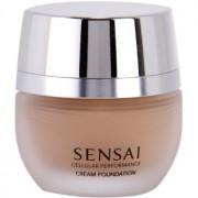 Sensai Cellular Performance Foundations maquillaje en crema SPF 15 tono CF 13 Warm Beige 30 ml