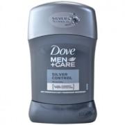 Dove Men+Care Silver Control antiperspirant puternic 48 de ore 50 ml