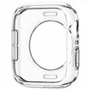 Carcasa Spigen Liquid Crystal Apple Watch 4 44mm Transparent