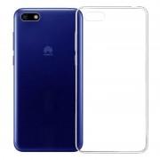 Husa Huawei Y5 2018 Super Slim 0.5mm Silicon Gel TPU Transparenta