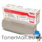 Тонер касета OKI 43324422 (Magenta)