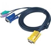 PS/2-KVM kábel ATEN 2L-5202P (491375)