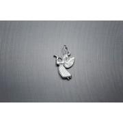 Ezüst medál angyalka 8