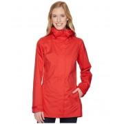 Columbia Splash A Little II Rain Jacket Red Camellia Geo Lights Print