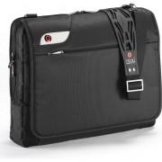 "Geanta laptop 15.6"", polyester, I-stay Messenger - negru"