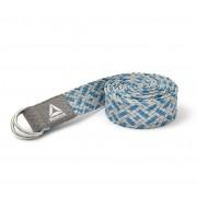 Reebok Premium Yoga Strap - English Emerald / Grey