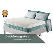 Conjunto Box-Colchão Polar Pérola Class+Cama - Casal 138