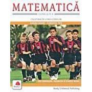 Matematica. Calatorie in lumea cifrelor clasa a IV-a/Mariana Dogaru, Florentina Popa