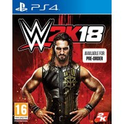 PS4 WWE 2K18 Standard Edition