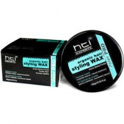 HTI EXPERTS Organic Hair Styling Wax Extra Shine Finish 100g
