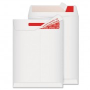 Advantage Flap Stik Tyvek Mailer, 9 X 12, White, 100/box