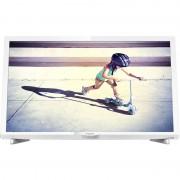 """LED TV PHILIPS 24"""" 24PFS4032/12 FULL HD WHITE"""