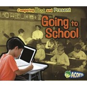 Going to School, Paperback/Rebecca Rissman