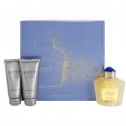 Boucheron Jaipur Homme lote de regalo II. eau de parfum 100 ml + bálsamo after shave 100 ml + gel de ducha 100 ml