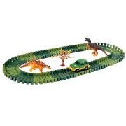 Variálható autópálya dinoszauruszokkal