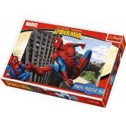 Puzzle Trefl 160 Sus Pe Zgarie Nori Spiderman