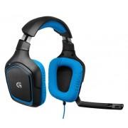 Logitech Zestaw słuchawkowy Logitech G430 7.1 dla graczy