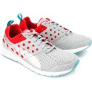 Puma Faas 300 Narita Running Shoes For Women(Red, Silver)