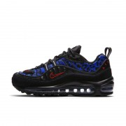 Nike Scarpa Nike Air Max 98 Premium Animal - Donna - Nero