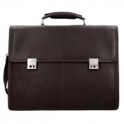 Harold's Country Ventiquattrore II pelle 41 cm scomparto Laptop