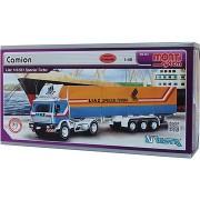 Monti system 81 - Liaz Special Turbo kamion, 1:48 méretarány