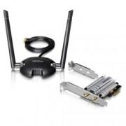 Безжичен мрежови адаптер TRENDnet TEW-807ECH, 867 Mbps, Wi-Fi стандарт 802.11a/b/g/n/ac, PCIe