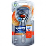 Gillette Fusion Proglide Flexball Chrome Edition máquina de barbear