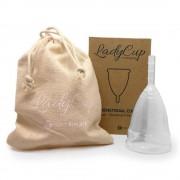 LadyCup Organische Menstruationstasse Größe B