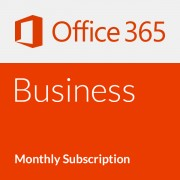 Microsoft Office 365 Business - Abonament lunar (o lună)