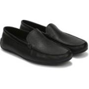 Clarks Reazor Edge Loafers For Men(Black)