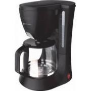 Cafetiera Rohnson R924 680W Vas de sticla 1.2L Negru