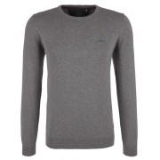 s.Oliver Pulover pentru bărbați 03.899.61.4544.9730 Blend Grey XXL