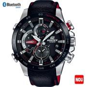 Ceas barbatesc Casio Edifice EQB-800BL-1AER Bluetooth Smart Solar Race Lap Chronograph
