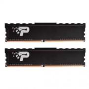 8GB DDR4-2400MHz Patriot CL17 s chladičem, kit 2x4GB