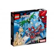 d76114 Vehiculul lui Spider-Man - Ambalaj deteriorat