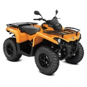 Can-Am Outlander DPS 570 T3B ABS '18