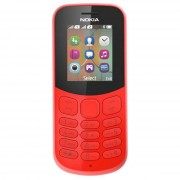 "Nokia 130 2017 Telefono Cellulare Dual Sim Display 1,8"" Memoria 8 Mb Colore Ross"