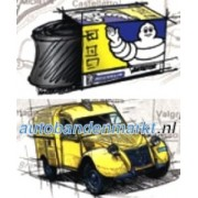 Michelin Collection Tubes CH 15 CB 13 ( 125 -15 )