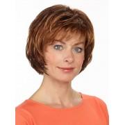 Lofty Pruik 'Michelle' Lofty middenbruin/goudblonde highlights