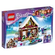 Lego Chalet zur Skistation 41323
