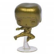 Pop! Vinyl Game of Death Gold Bruce Lee Kicking EXC Pop! Vinyl Figure