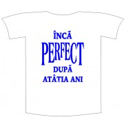 Tricou imprimat Inca perfect