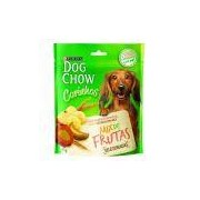 Petisco Dog Chow Carinhos para Cães Adultos e Filhotes Sabor Maçã e Banana - 75g
