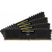 Kit Memorie Corsair Vengeance LPX Black Heat 32GB 4x8GB DDR4 2400MHz 16-16-16-39