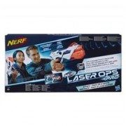 Set Pusca Nerf Laser Ops Pro 2 Alphapoint