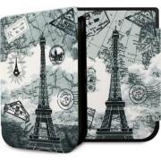 Inteligent pungă de caz pentru PocketBook Touch 631 Paris